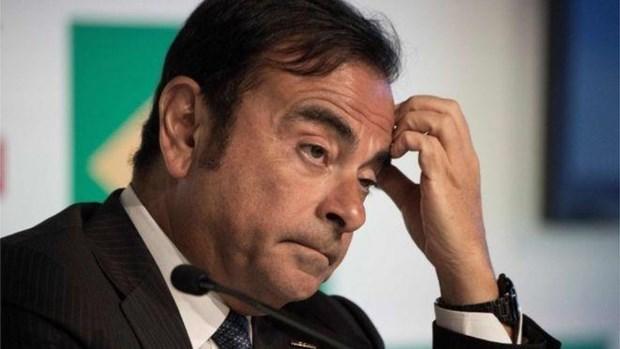 Renault va Nissan phat hien cac khoan chi dang ngo cua ong Ghosn hinh anh 1