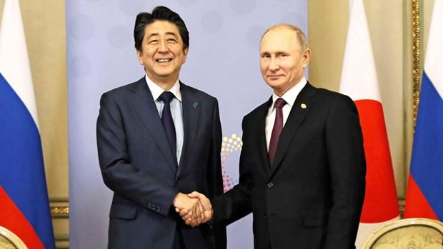 Tong thong Putin: Nga va Nhat Ban can xay dung long tin hinh anh 1