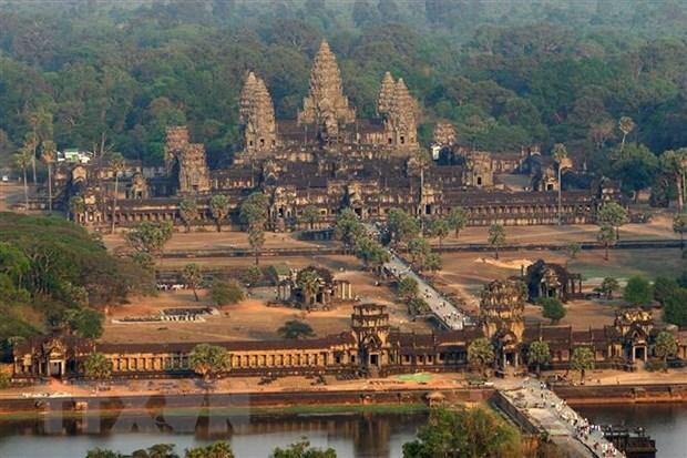 So du khach Trung Quoc den Campuchia tang 37% trong 4 thang dau nam hinh anh 1