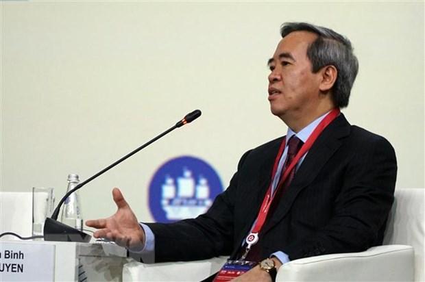 Dien dan SPIEF: Phat bieu cua ong Nguyen Van Binh duoc danh gia cao hinh anh 1