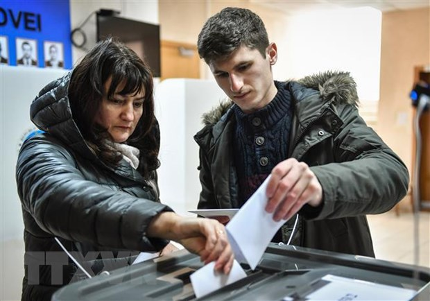 Moldova: Hai dang co quan diem trai nguoc lap chinh phu lien minh hinh anh 1