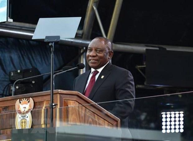 Tong thong Nam Phi Cyril Ramaphosa bi dieu tra nghi an tham nhung hinh anh 1