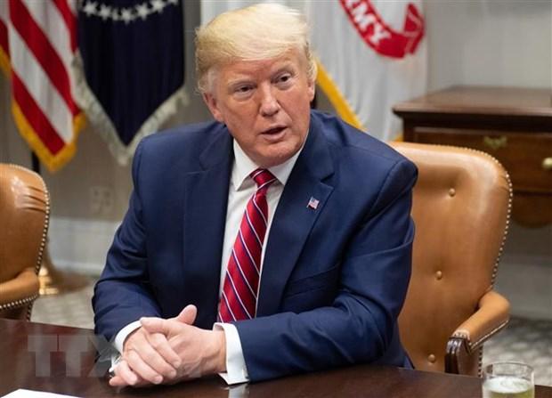 Tong thong Trump: My va Iran chua san sang tien toi thoa thuan hinh anh 1