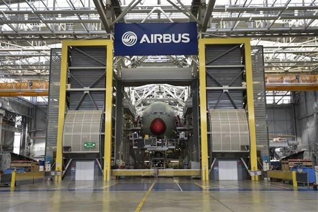 Airbus - tu 'giac mo chau Au' den 'nguoi khong lo' toan cau hinh anh 1