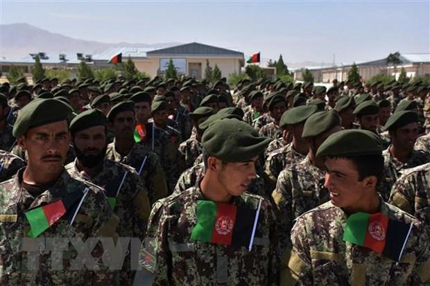 Bo Quoc phong Afghanistan khang dinh du nang luc chong phien quan hinh anh 1
