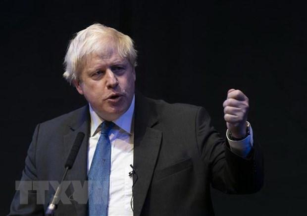 Ong Boris Johnson san sang cho phuong an khong thoa thuan voi EU hinh anh 1
