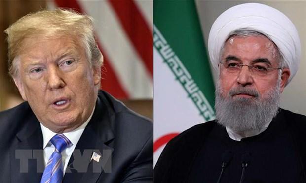 Cang thang My-Iran: Tehran canh bao hau qua neu chien tranh no ra hinh anh 1