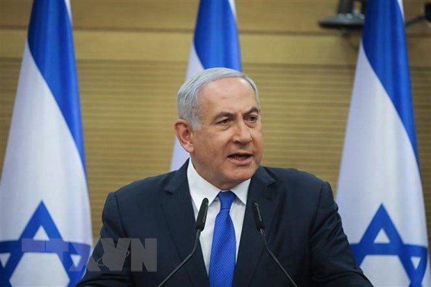 Thu tuong Israel Benjamin Netanyahu can nhac huy cuoc bau cu lai hinh anh 1