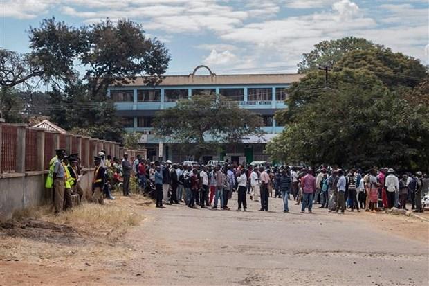 Malawi: Toa an Hien phap xem xet khang cao gian lan bau cu tong thong hinh anh 1