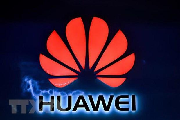 Cac ung cu vien Thu tuong Anh len tieng canh bao Huawei hinh anh 1