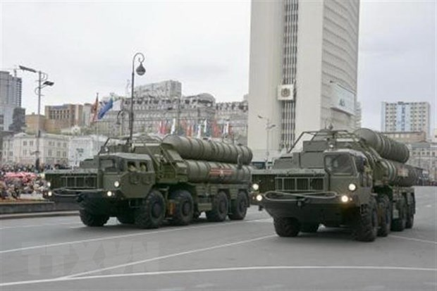 Cang thang xung quanh thuong vu ban S-400 lang diu sau Hoi nghi G20 hinh anh 1