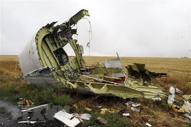 Ukraine giao bang chung dau tien trong vu MH17 cho Ha Lan hinh anh 1