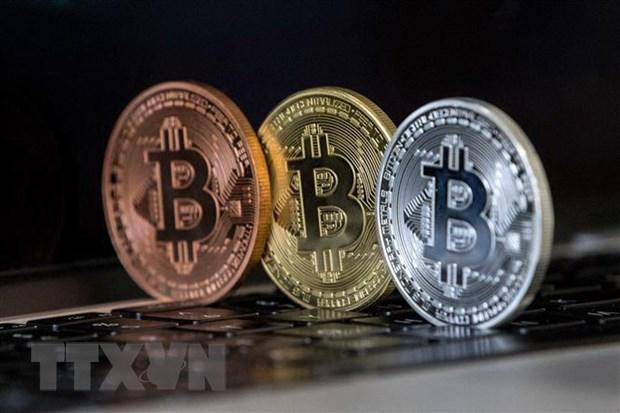 Dong tien dien tu Bitcoin xuong muc thap trong hai tuan hinh anh 1