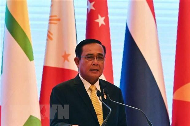 Thai Lan: Thu tuong Prayuth tuyen bo ket thuc che do cam quyen quan su hinh anh 1