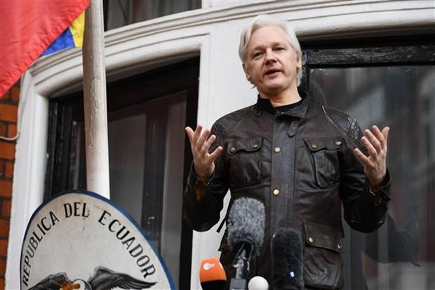 Cuu Tong thong Ecuador xac nhan ong Assange can thiep vao bau cu My hinh anh 1