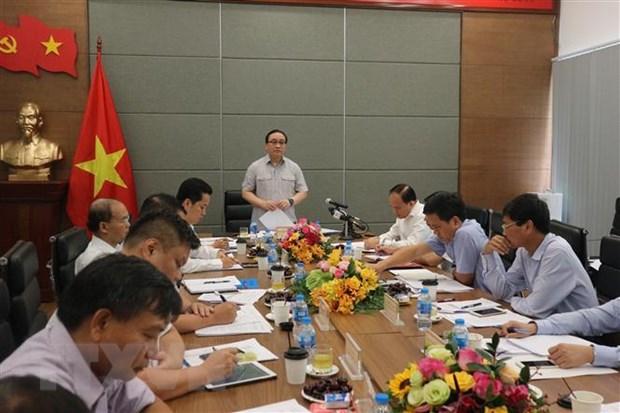 Bi thu Thanh uy Ha Noi: Nang cao vi the Thu do tu cong tac ngoai vu hinh anh 1