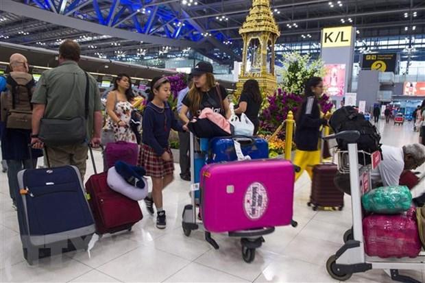 Thai Lan giai thich ve viec danh thue hang hoa voi khach di may bay hinh anh 1