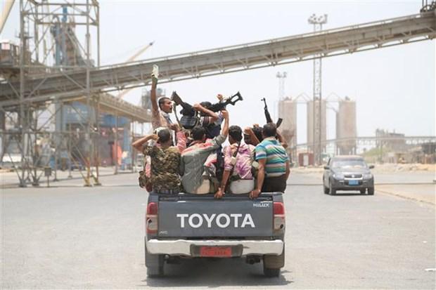 LHQ dat thoa thuan voi Houthi tai Yemen ve noi lai vien tro luong thuc hinh anh 1