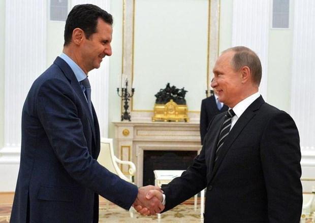 Nga khang dinh ho tro Syria de bao ve chu quyen quoc gia hinh anh 1