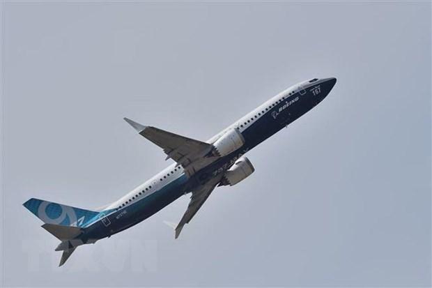 Boeing tiep tuc thua lo do anh huong cua su co may bay 737 MAX hinh anh 1