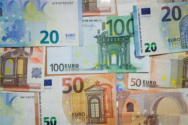 Toc do tang truong cua doanh nghiep Eurozone dang chung lai hinh anh 1