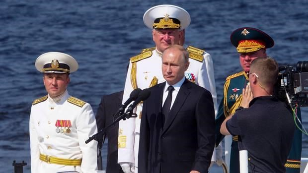 Tong thong Putin: Nga se xay dung mot ham doi 'co mot khong hai' hinh anh 1