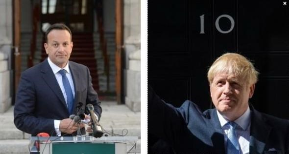 Thu tuong Ireland: Khong the dam phan lai thoa thuan Brexit hinh anh 1