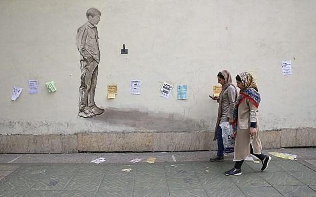 Iran: Phu nu co the ngoi tu den 10 nam neu cong khai coi khan trum dau hinh anh 1