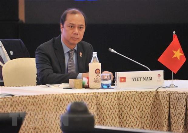 Chuan bi cho cac hoi nghi quan trong cua ASEAN+3 va EAS hinh anh 1
