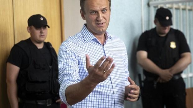 Thu linh doi lap Nga Navalny bi dieu tra toi
