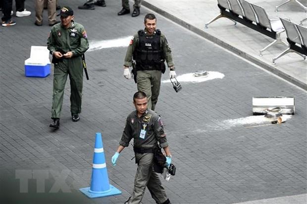 Thai Lan truy lung hon 10 nghi can sau loat vu no o Bangkok hinh anh 1