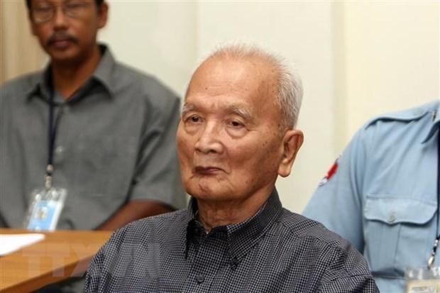 'Anh Hai' Khmer Do: Bi chon vui trong toi loi va an nan o Pailin hinh anh 1