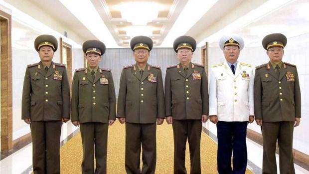 Trung Quoc va Trieu Tien nhat tri tang cuong hop tac giua hai quan doi hinh anh 1