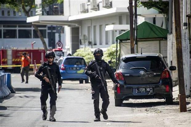 Indonesia tang cuong hon 1.000 nhan vien an ninh toi tinh Papua hinh anh 1