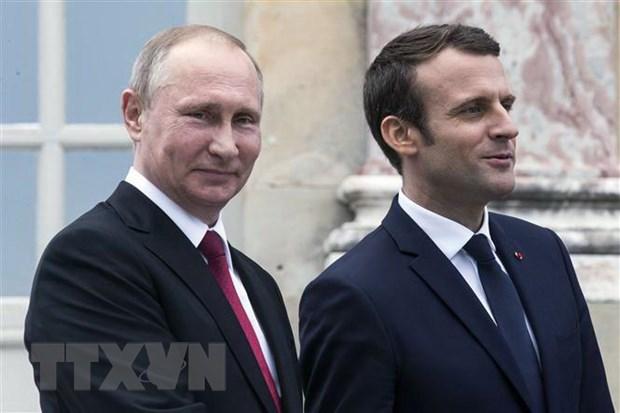 Phap: Viec Nga tro lai G7 can phu thuoc vao tinh hinh o Ukraine hinh anh 1