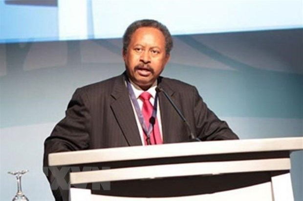Sudan: Cac thanh vien cua co quan cam quyen moi tuyen the nham chuc hinh anh 1