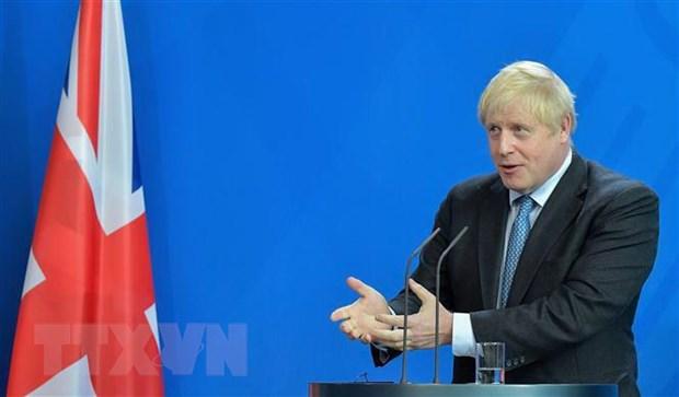 Thu tuong Anh Boris Johnson neu dieu kien thanh toan 'hoa don ly hon' hinh anh 1