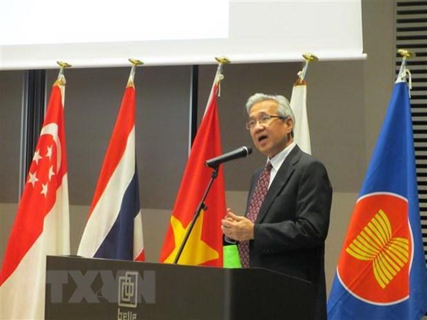 'Cang thang thuong mai giua cac nuoc la thach thuc lon cua ASEAN' hinh anh 1