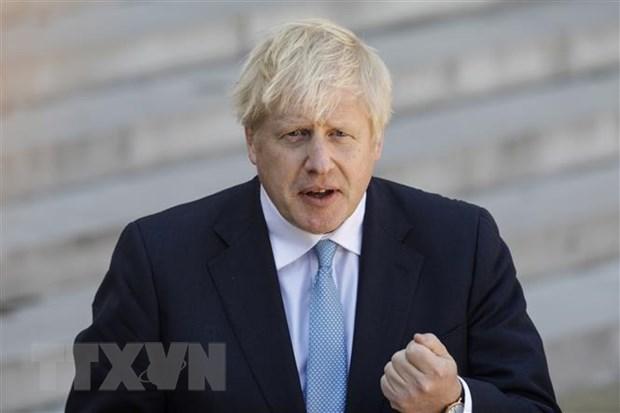 Thu tuong Anh Boris Johnson cam thay lac quan hon ve Brexit hinh anh 1