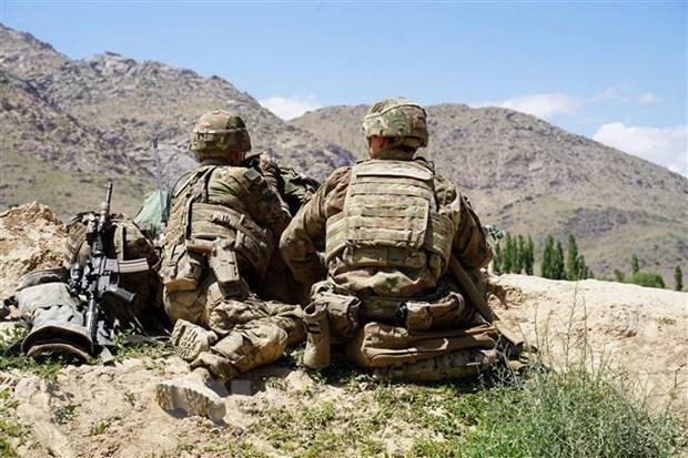 Them mot binh sy My thiet mang khi tham chien tai Afghanistan hinh anh 1