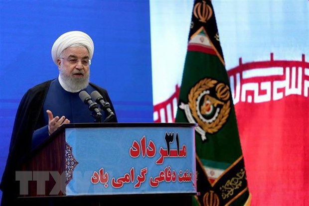 Iran se som cong bo viec thu hep cam ket trong chuong trinh hat nhan hinh anh 1