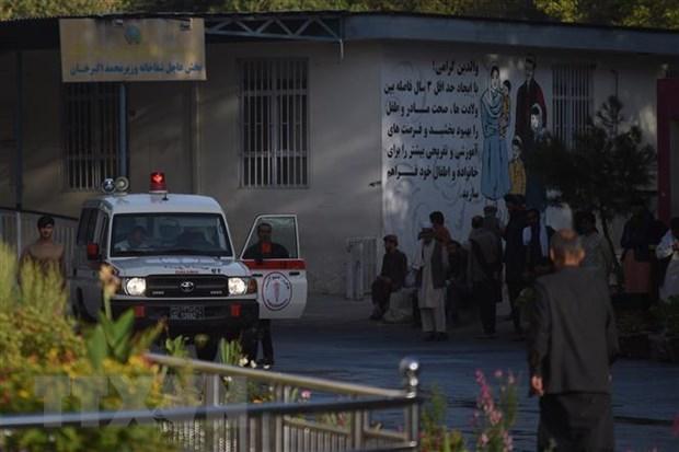 No lon o thu do Kabul cua Afghanistan: Da co thuong vong hinh anh 1