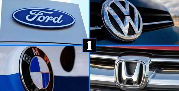 Kết quả hình ảnh cho Mỹ triển khai thăm dò chống độc quyền vào thỏa thuận sản xuất ô tô California