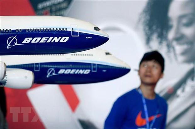 Hang Boeing lai gap kho khan voi dong san pham moi 777X hinh anh 1