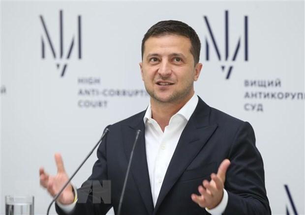 Ukraine va Nga danh gia tich cuc viec trao doi tu nhan hinh anh 1