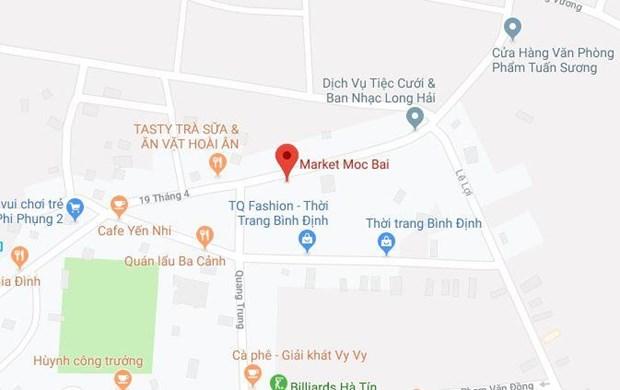 Binh Dinh: Chay cho Moc Bai, hon 200 gian hang bi lua thieu rui hinh anh 1