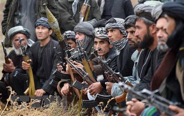 Phai doan Taliban sang tham Nga sau khi My huy dam phan hinh anh 1