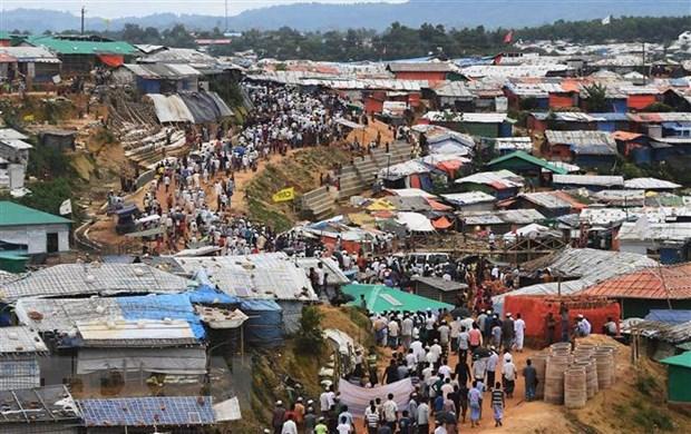 LHQ canh bao nguy co xung dot bao luc voi nguoi Rohingya o Myanmar hinh anh 1