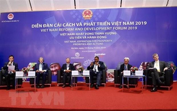 VRDF 2019: Viet Nam lua chon dung de dat muc tieu va khat vong hinh anh 1