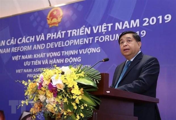 VRDF 2019: Viet Nam lua chon dung de dat muc tieu va khat vong hinh anh 2